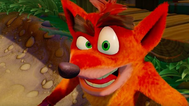 Will Crash Bandicoot soon return in a whole new game?