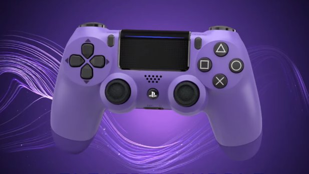 Official pictures of the PS5 controller do not exist yet, so we take this nice PS4 controller.