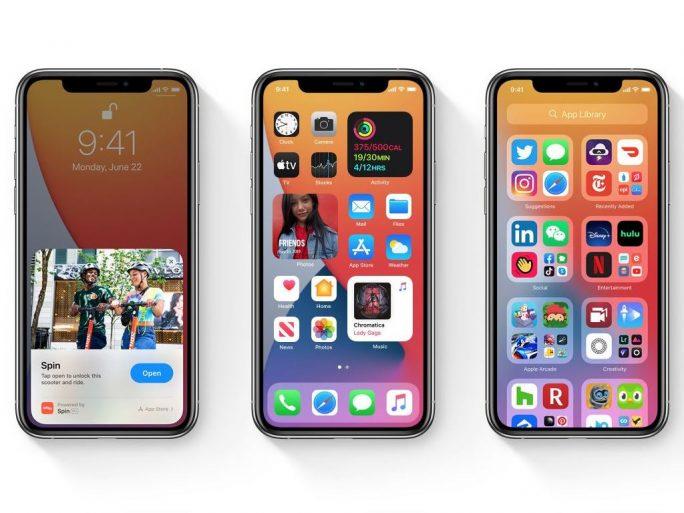 iOS 14 (Image: Apple)